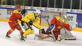Hockey: Sierre n'a pas voulu de calculs d'épicier