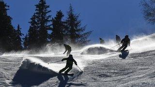 A Pâques ou au-delà, voici les dates de fermeture des domaines skiables valaisans