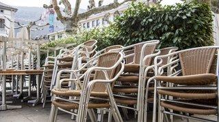 Coronavirus: les restaurateurs valaisans pas surpris par les annonces de Berne