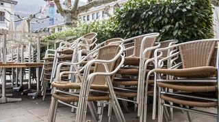 Coronavirus: l'ouverture des terrasses valaisannes ne fait pas l'unanimité