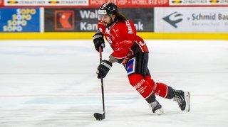 Hockey: Viège résiste à Kloten mais s'incline