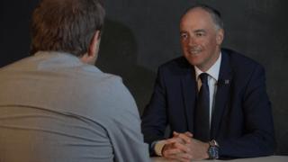 L'Interrogatoire politique (8/8): Christophe Darbellay: «Mon soutien à Favre? Je ne regrette pas ce que j'ai dit une fois.»