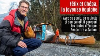 Félix et Chépa, la joyeuse équipée: du tac au tac