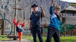 Les parcs d'attractions valaisans ont pu rouvrir leurs portes Notre reportage à Martigny