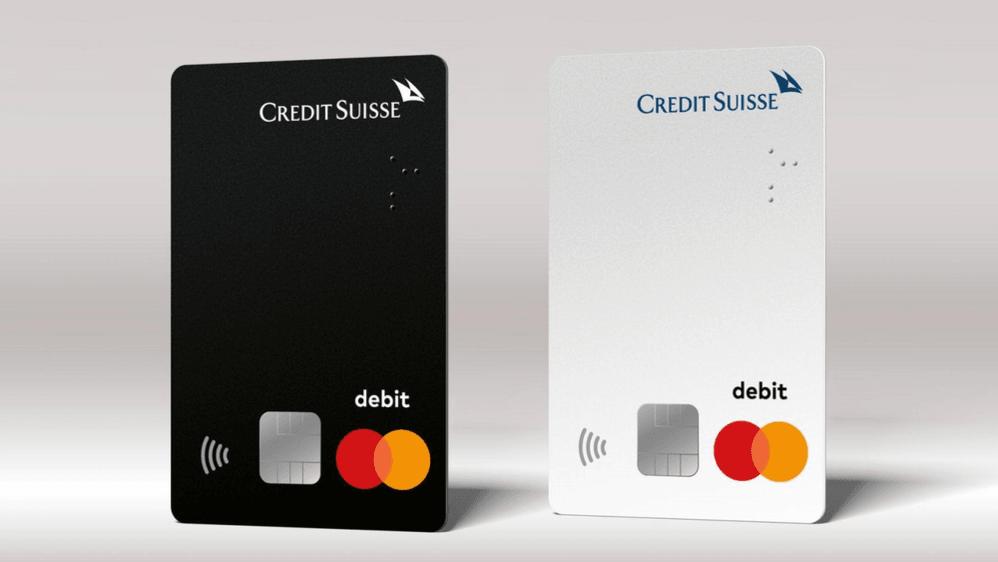 Les nouvelles cartes de débit sont sur le marché depuis l'automne 2020.