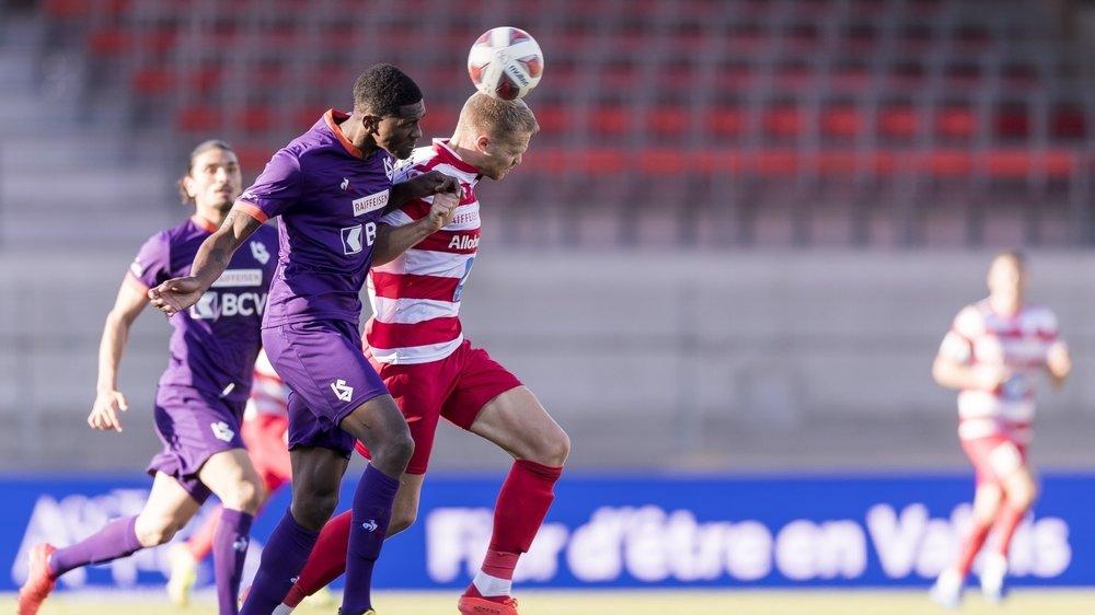 Sion et Lausanne avaient partagé l'enjeu 0-0 lors de leur première confrontation de la saison à Tourbillon.