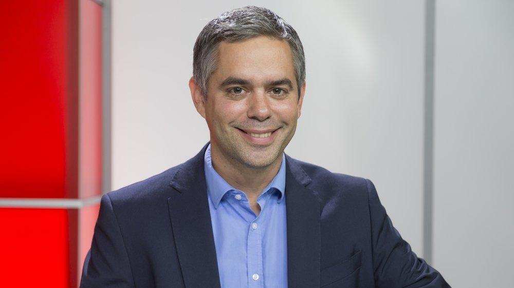 Armin Bregy, rédacteur en chef du «Walliser Bote».