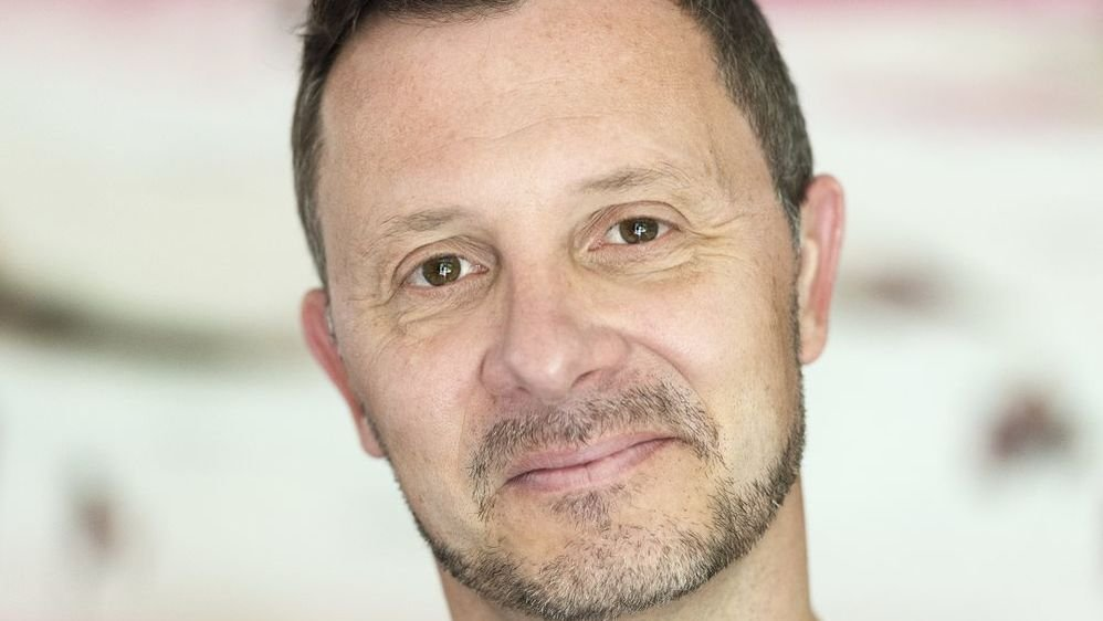 Yann Lambiel, comédien, humoriste, imitateur, artiste de music-hall.