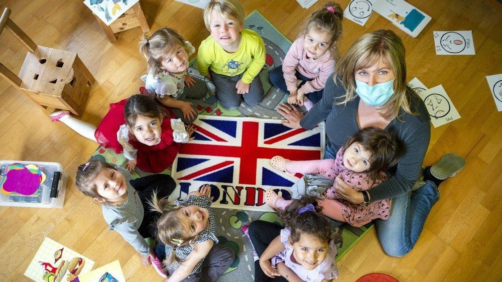 L'école d'anglais dirigée par Leslie Dubosson ouvrira ses portes aux plus petits dès la rentrée.