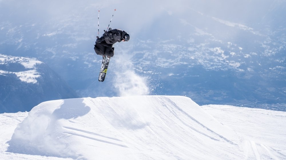 Dès l'hiver prochain, seuls les athlètes de freeski feront partie de la structure Style Valais.