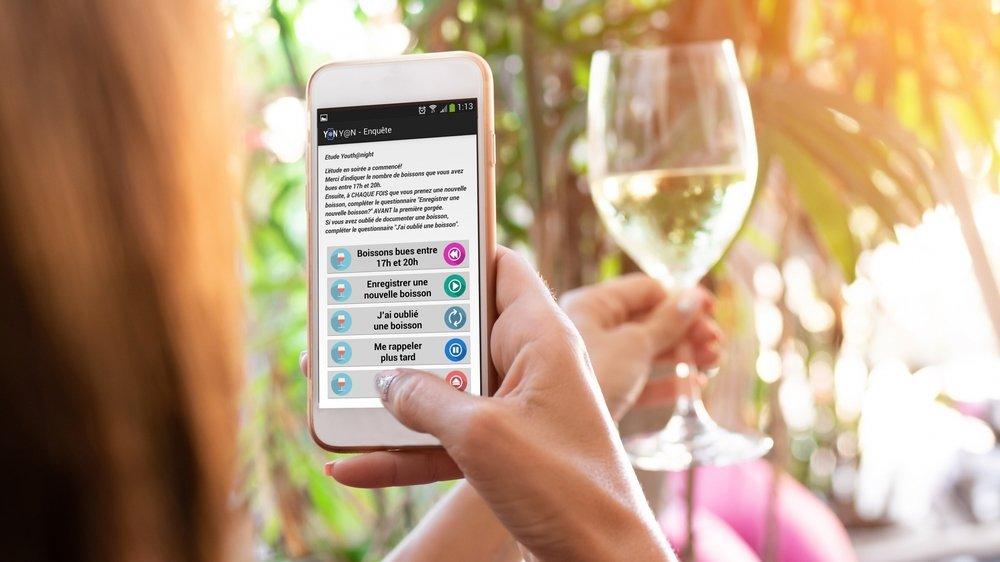 L'application permet d'avoir une vision claire de ce qui est consommé.