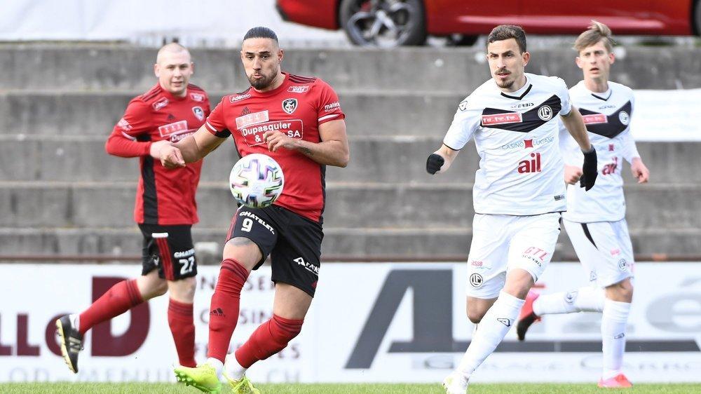 Le FC Monthey a eu la chance de jouer un huitième de finale en Coupe de Suisse, cette année. Il lui reste à fêter la promotion en 1re ligue.