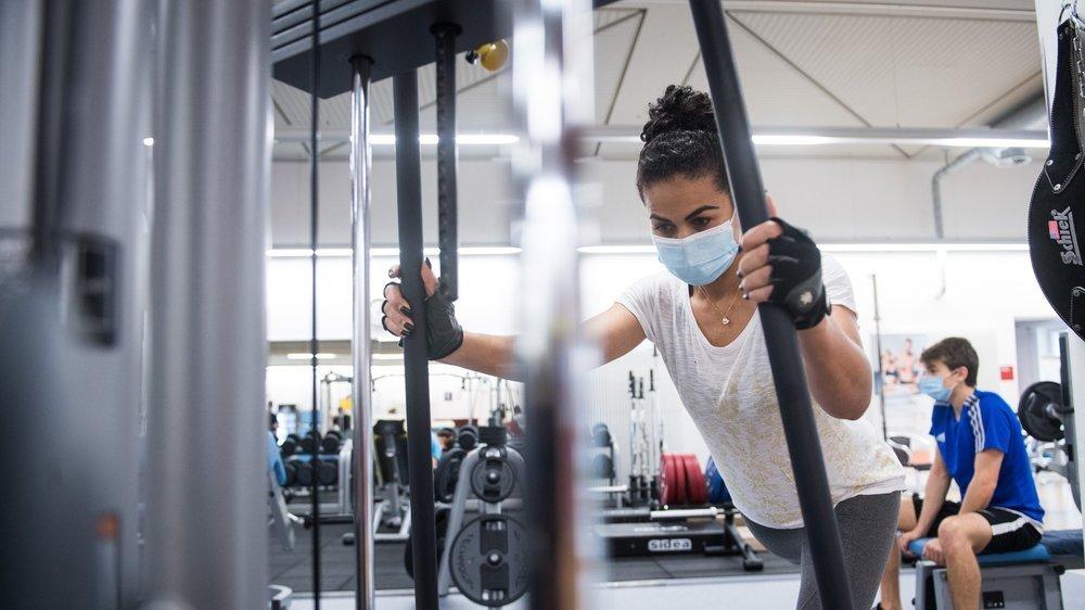 Les fitness risquent bien d'être pris d'assaut à partir de lundi.