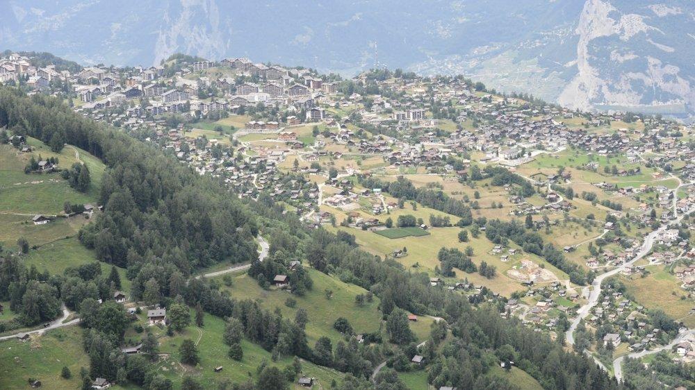 La commune de Nendaz a décidé de surseoir à sa participation à la Société de développement de Veysonnaz.