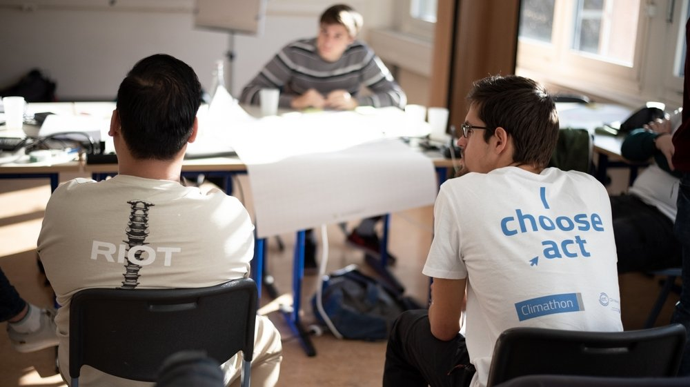 De vendredi à samedi, le Climathon Sion 2021 permettra à ses participants d'élaborer des solutions durables et innovantes en faveur du climat.
