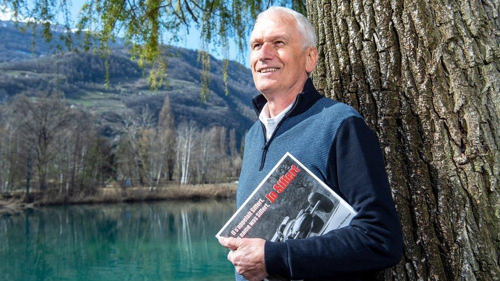 Jean-Marie Wyder a publié un livre de 432 pages, richement illustré, sur Jo Siffert.