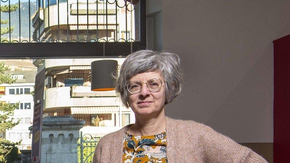 Hélène Joye Cagnard, conseillère culturelle et cheffe de section au service de la culture
