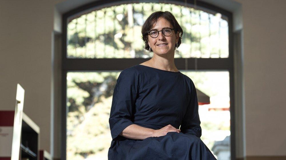 Anne-Catherine Sutermeister donne des pistes pour le futur de la culture valaisanne, post-covid.