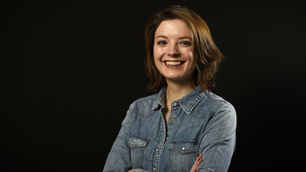 Malika Pellicioli, réalisatrice.
