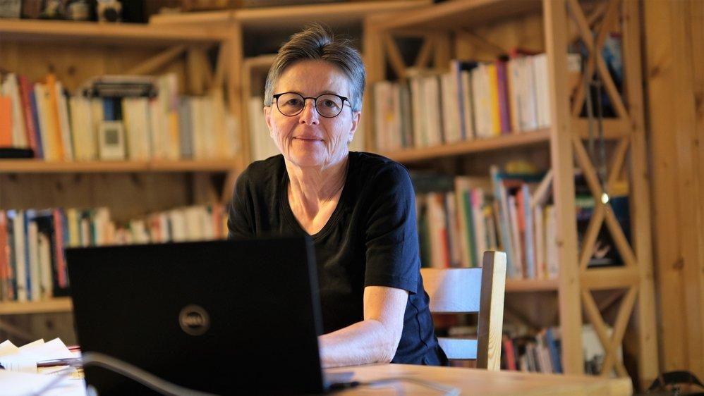 Myriam Bouverat est technopédagogue et chargée de cours à la HEP-VS.