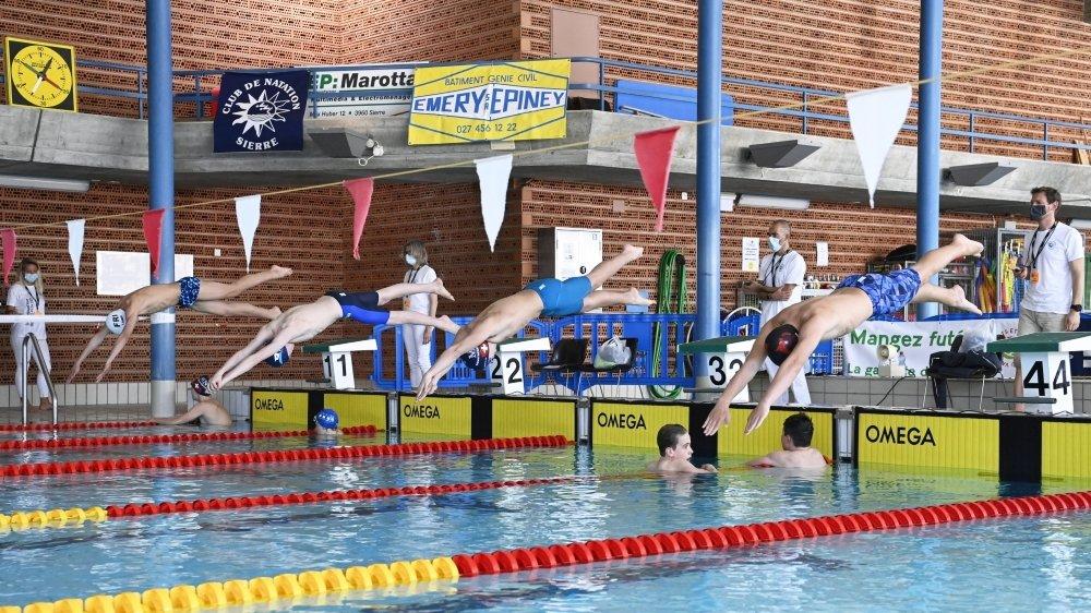 Si les nageurs se sont partagé les médailles, une autre, d'or, peut être attribuée au club organisateur.