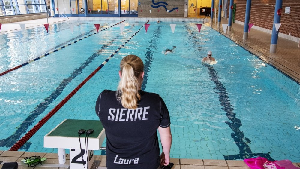 Le Club de natation de Sierre compte plus de 200 membres. Il a pris un nouveau départ en 2019.