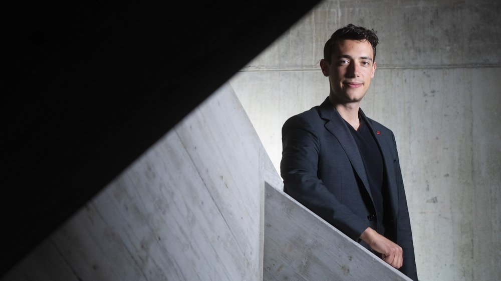 Clément Borgeaud est le nouveau président du PSVr.