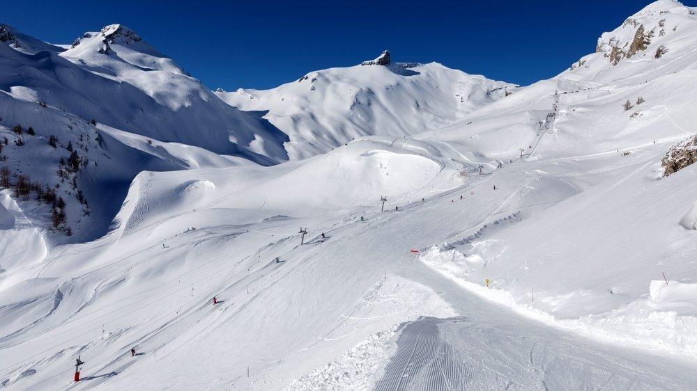 Téléovronnaz prévoit de remplacer, d'ici à l'hiver 2022-2033, le téléski du Petit-Pré par un télésiège débrayable à quatre places.