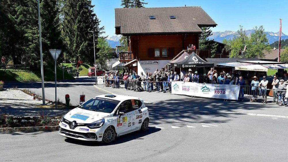 Le Rallye du Chablais devrait se disputer. Mais le public risque bien d'être absent ou très dispersé.