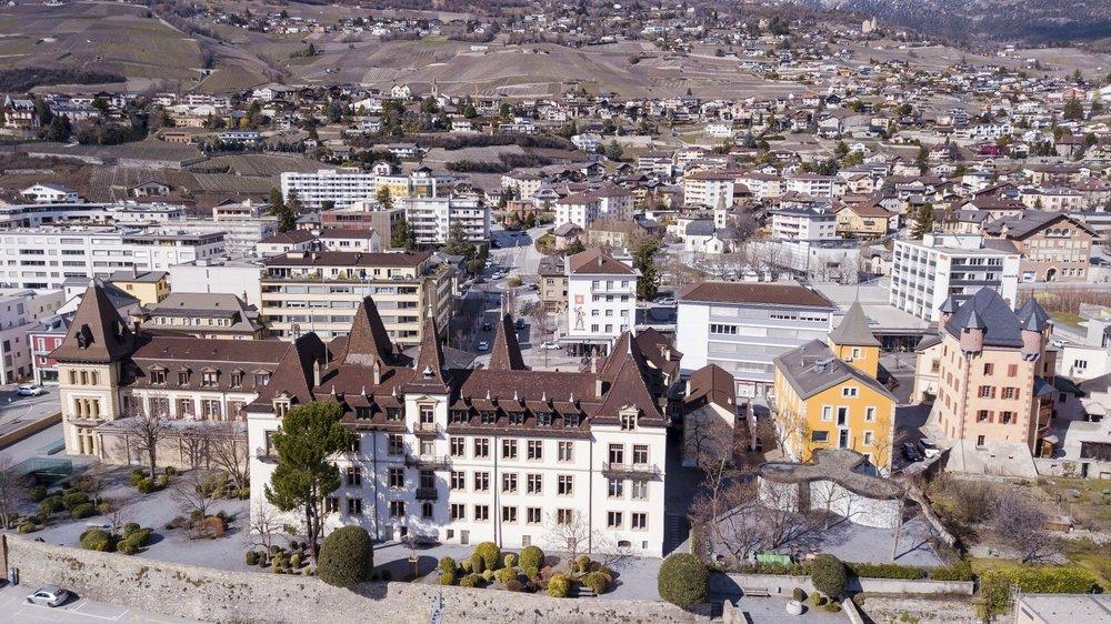 Les comptes 2020 de la Ville de Sierre affichent un excédent de charges de 6,3 millions de francs.