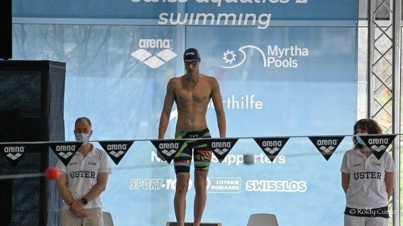 Solan Oberholzer nagera à Rome, en juillet prochain.