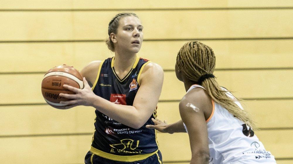 Isabelle Spingola et Troistorrents disputeront les demi-finales.