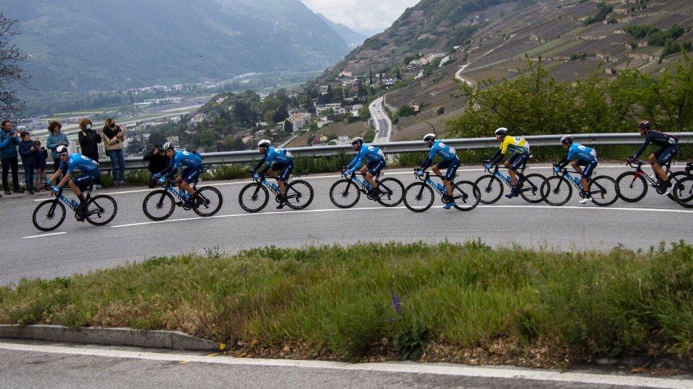 Le Tour de Romandie reviendra en Valais en 2022. Mais pas à Sion.