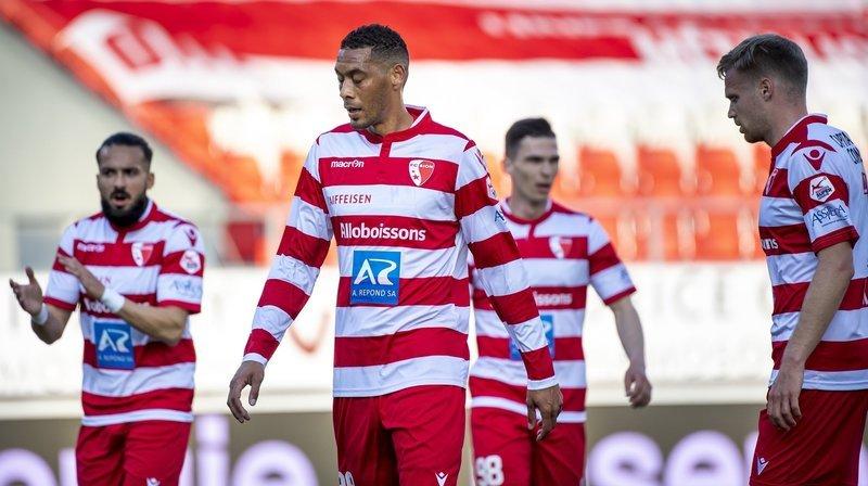 FC Sion: les notes des joueurs contre le FC Zurich