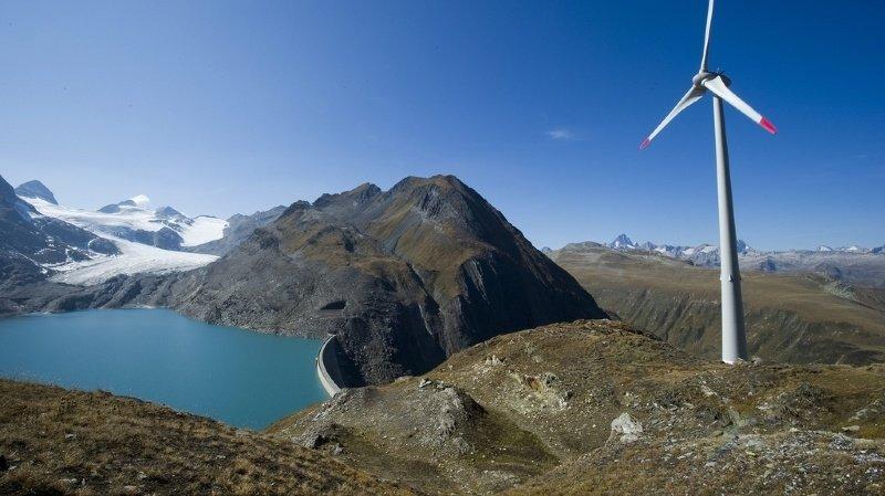 Les Suisses souhaitent une transition rapide vers les énergies renouvelables.