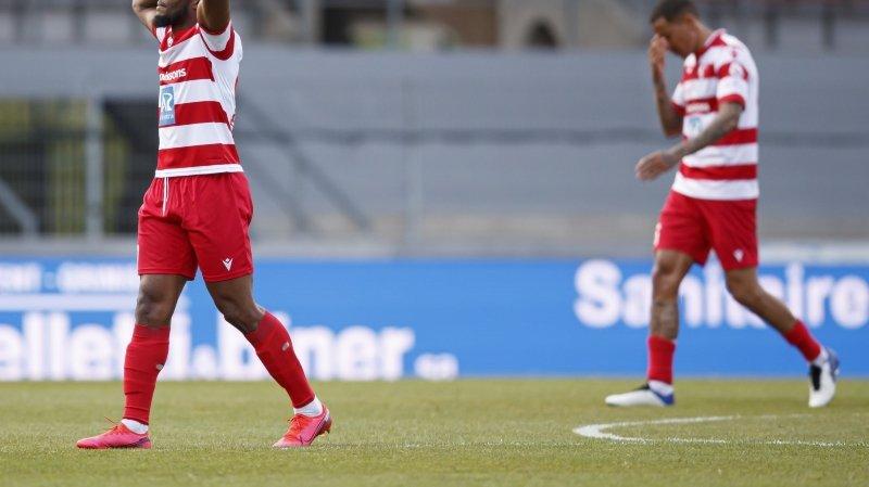 Retrouvez les notes des joueurs du FC Sion contre Lausanne