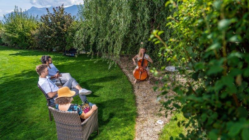 «Dans l'jardin»: un bilan réjouissant après un an d'existence