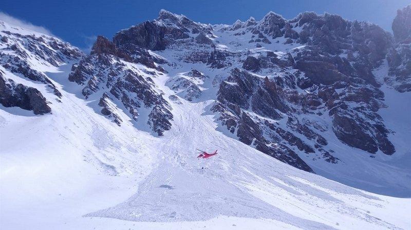 Accident: deux alpinistes meurent dans une avalanche aux Grisons