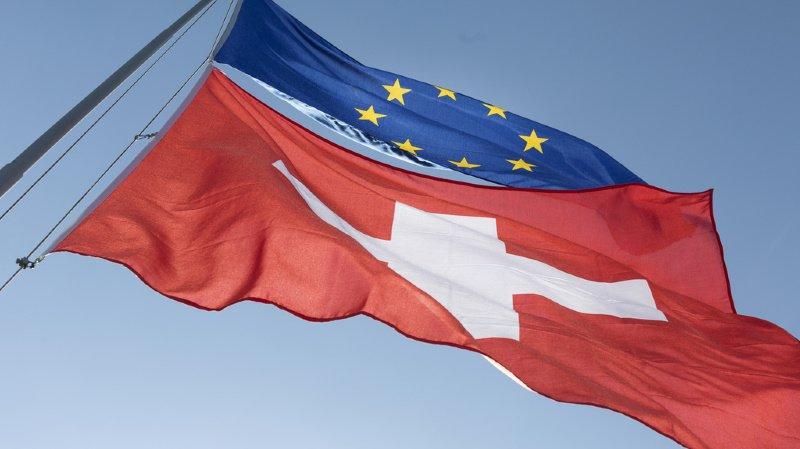 Accord-cadre: Bruxelles critique la position du Conseil fédéral
