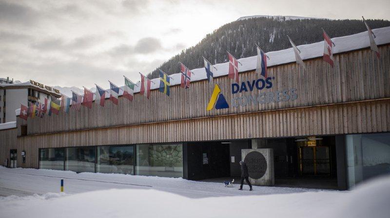 Le WEF se tiendra à nouveau à Davos en 2022