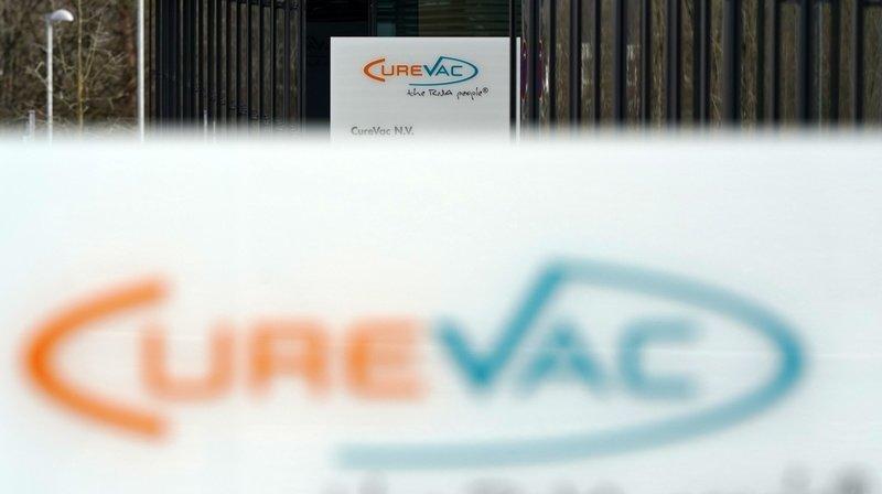 Coronavirus: CureVac a demandé une autorisation en Suisse pour son vaccin