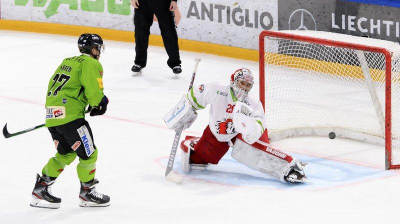 Hockey – National League: Fribourg Gottéron bat Lausanne aux tirs aux buts