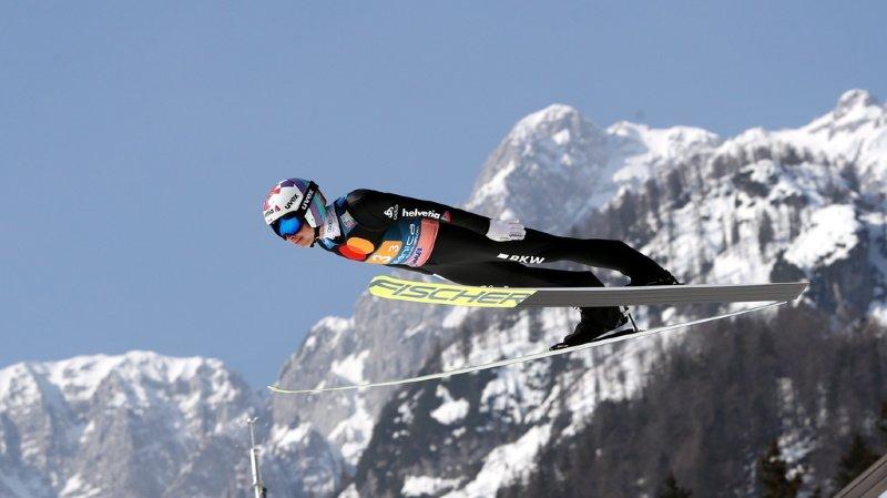 Saut à ski: à 40 ans, Simon Amman est sélectionné dans le cadre A pour la saison 2021/22