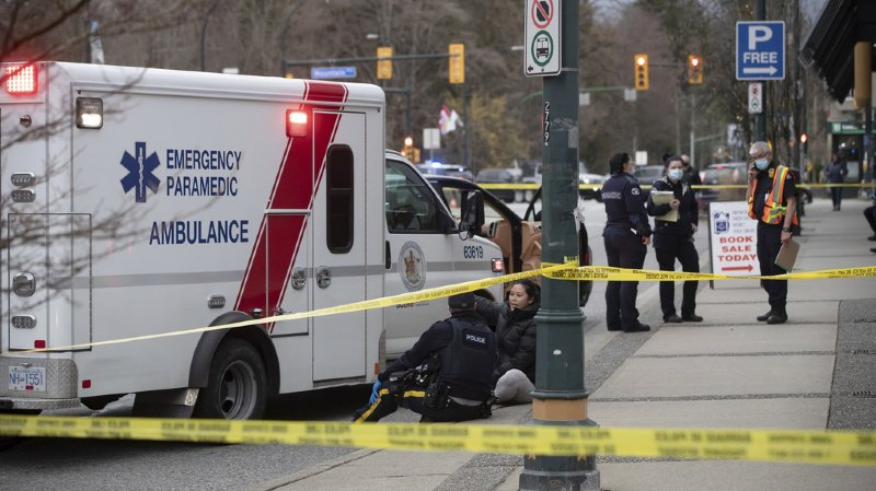 Canada: une attaque au couteau fait un mort et cinq blessés à Vancouver