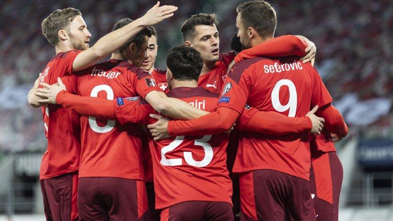 Les hommes de Vladimir Petkovic ont bien débuté les qualifications pour la Coupe du Monde 2022.