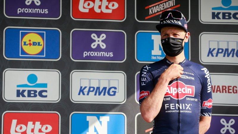 Cyclisme: Merlier gagne la 2e étape du Giro, Ganna reste en rose