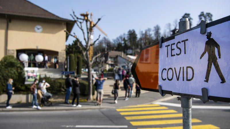 Coronavirus: la Suisse compte 2113 nouveaux cas pour 31'186 tests, 6,78% de positivité, 7 morts