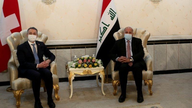 La visite a également été l'occasion de signer un Mémorandum d'entente ouvrant la porte à un renforcement des relations bilatérales.