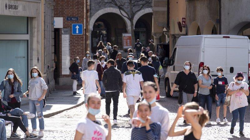 La pandémie a eu un impact sur la démographie en Suisse.