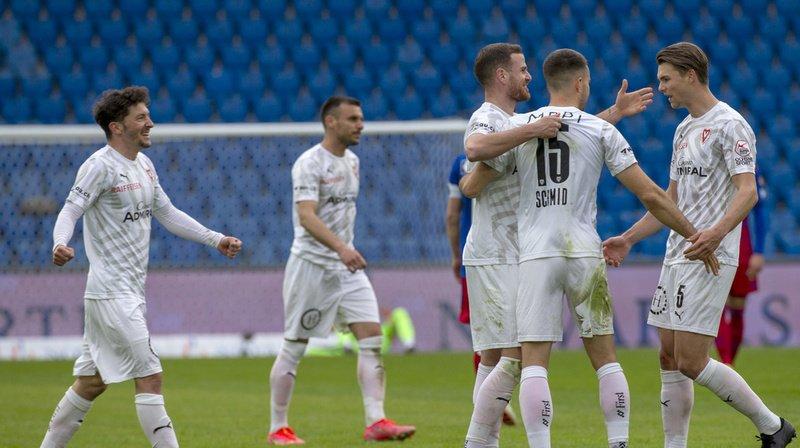 Vaduz accueillera Sion dans une semaine pour un affrontement qui pourrait être décisif. Le club de la Principauté compte en effet trois points de bonus sur les Valaisans.